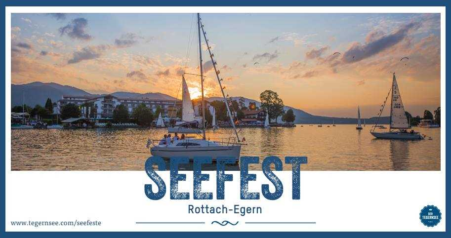 Seefest in Rottach-Egern